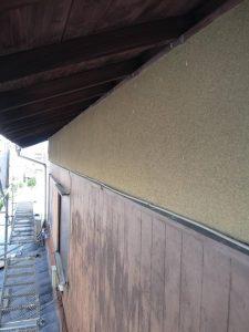 外壁塗装@京都①