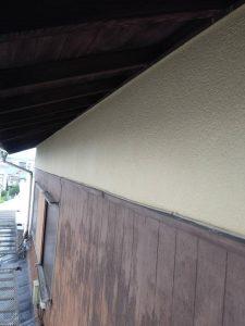 外壁塗装@京都③